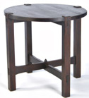 Gustav Stickley Lamp Table